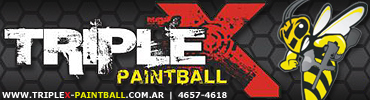 TripleX Industrial Paintball